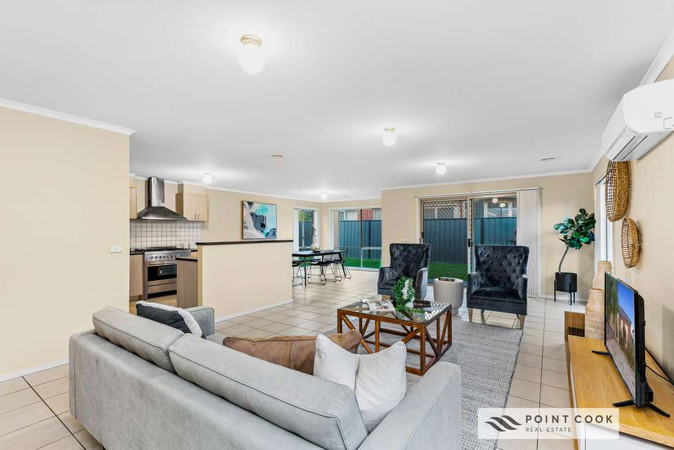 Second view of Homely house listing, 11 Goldstein Vista, Point Cook VIC 3030