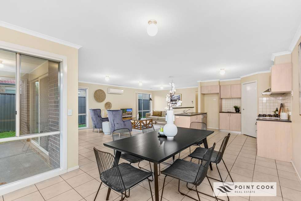 Fourth view of Homely house listing, 11 Goldstein Vista, Point Cook VIC 3030
