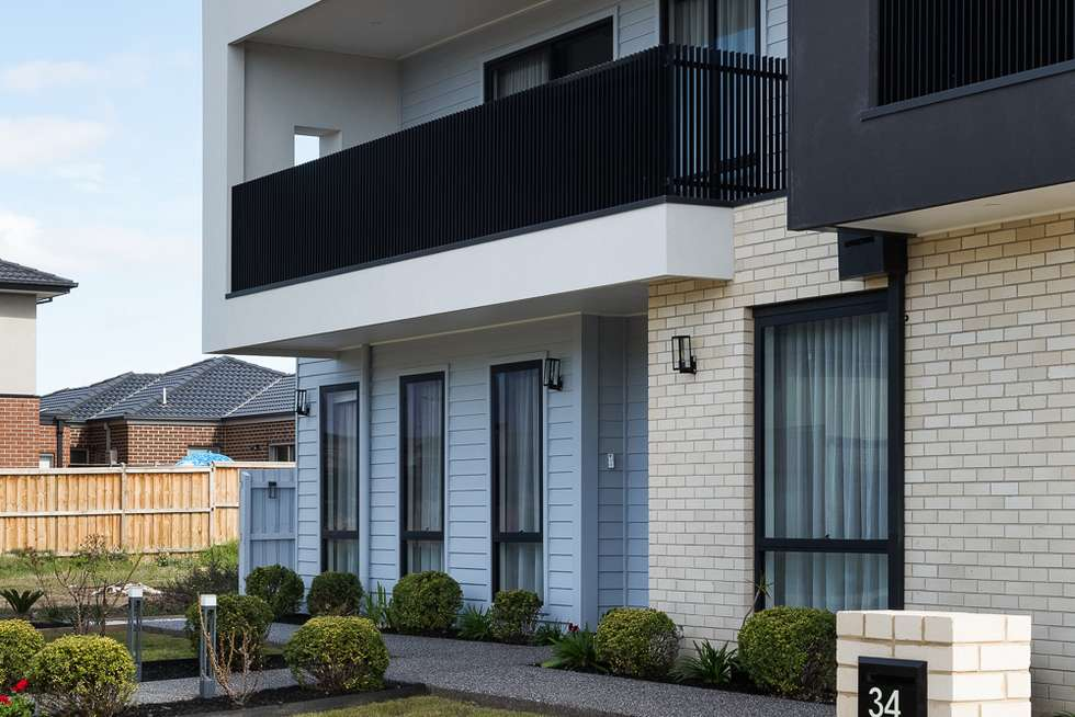 Second view of Homely house listing, 34 Payson Drive, Point Cook VIC 3030