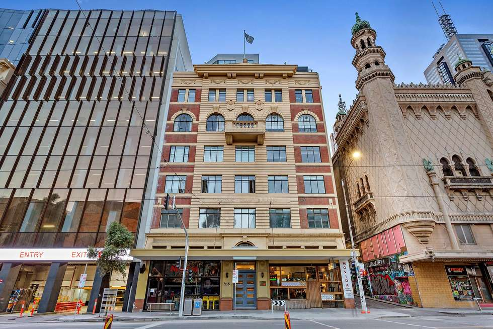 Second view of Homely apartment listing, 503/166 Flinders Street, Melbourne VIC 3000