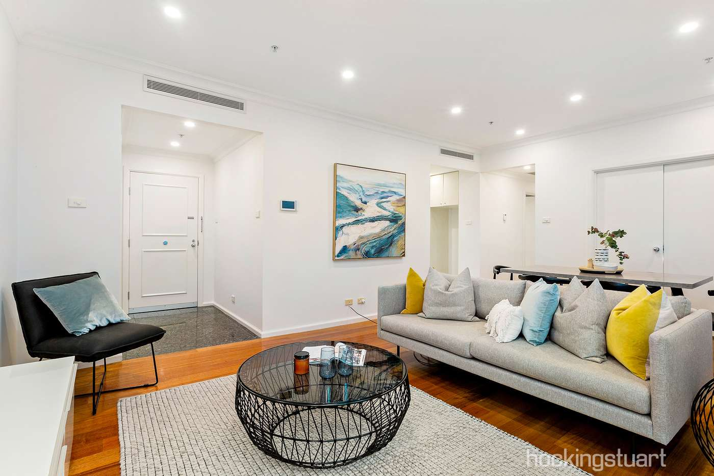Main view of Homely apartment listing, 1102/265 Exhibition Street, Melbourne VIC 3000