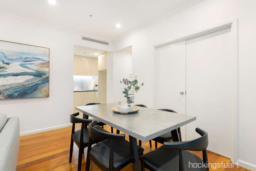 Third view of Homely apartment listing, 1102/265 Exhibition Street, Melbourne VIC 3000