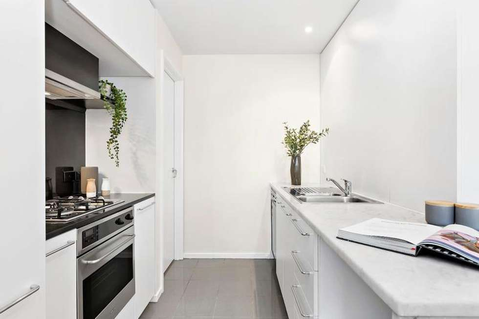 Third view of Homely apartment listing, 1107/28 Wills Street, Melbourne VIC 3000