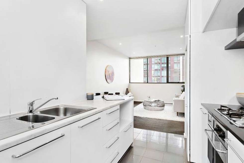Fourth view of Homely apartment listing, 1107/28 Wills Street, Melbourne VIC 3000