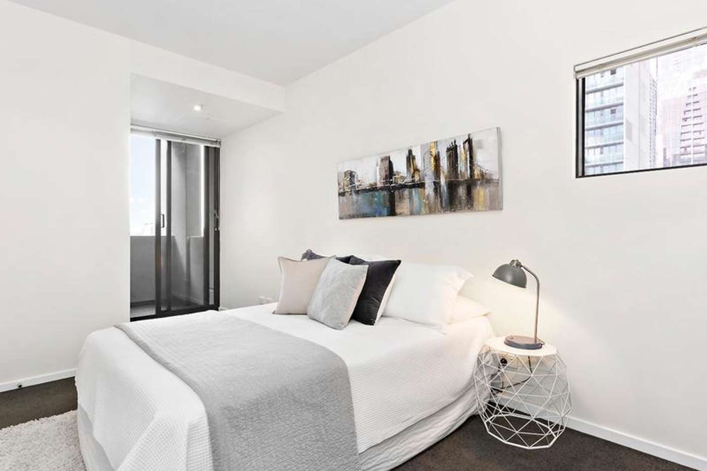 Seventh view of Homely apartment listing, 1107/28 Wills Street, Melbourne VIC 3000