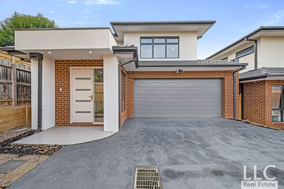 Second view of Homely townhouse listing, 4/6 Coppin Close, Mitcham VIC 3132
