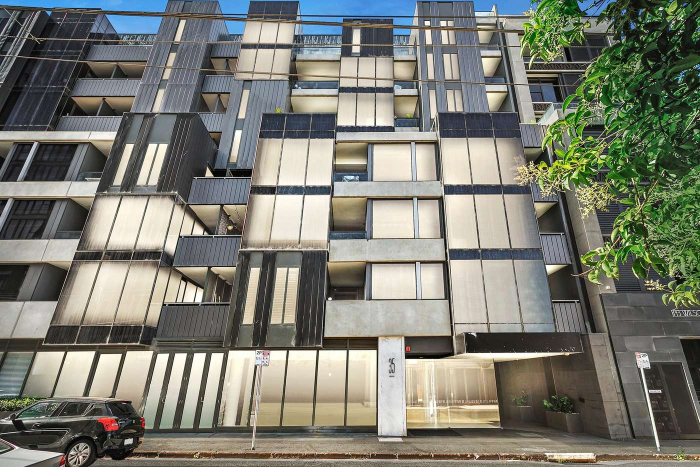 Main view of Homely apartment listing, 310/35 Wilson Street, South Yarra VIC 3141
