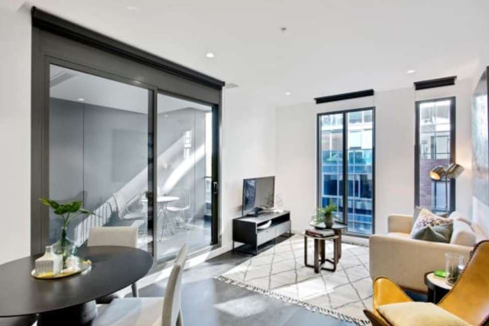 Second view of Homely apartment listing, 310/35 Wilson Street, South Yarra VIC 3141