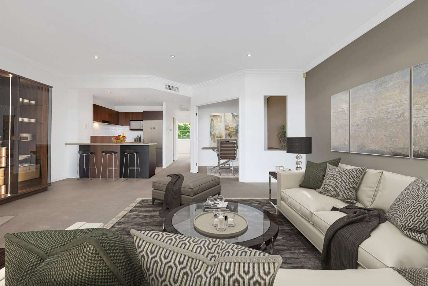 Main view of Homely unit listing, 12/279 Moggill Road, Indooroopilly QLD 4068