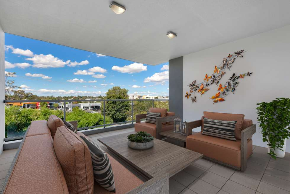 Second view of Homely unit listing, 12/279 Moggill Road, Indooroopilly QLD 4068