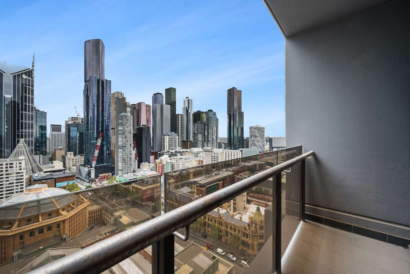 Main view of Homely apartment listing, 2109/318 Russell Street, Melbourne VIC 3000