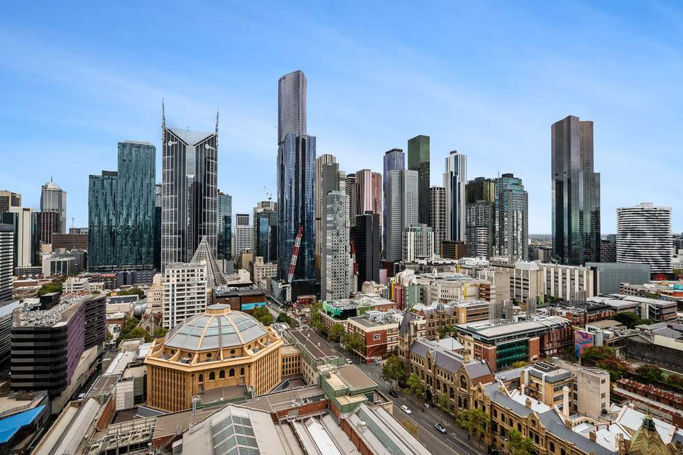 Fifth view of Homely apartment listing, 2109/318 Russell Street, Melbourne VIC 3000