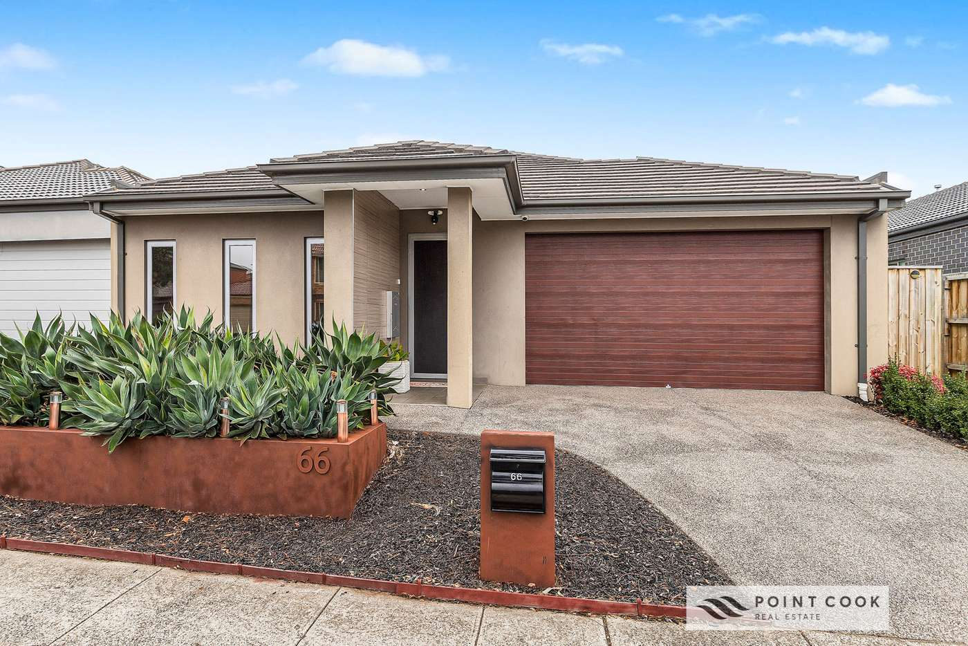 Main view of Homely house listing, 66 Cooinda Way, Point Cook VIC 3030