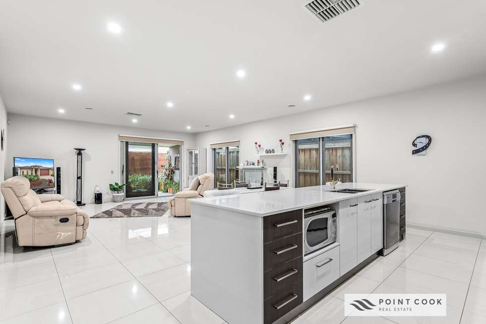 Second view of Homely house listing, 66 Cooinda Way, Point Cook VIC 3030