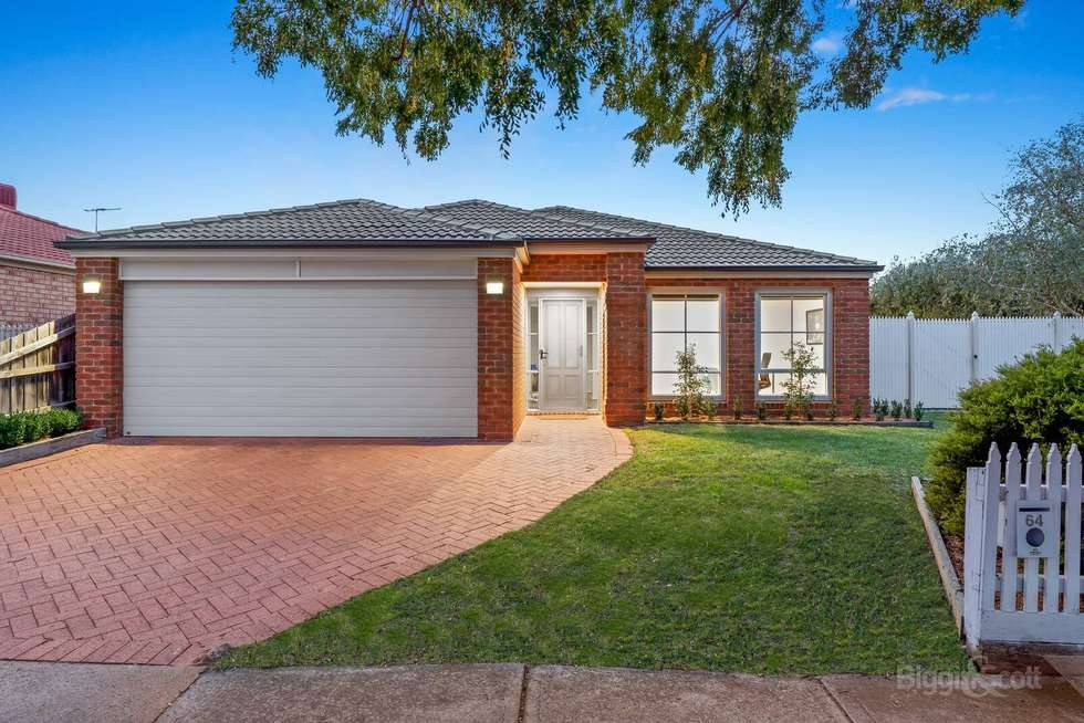 Second view of Homely house listing, 64 Galloway Drive, Narre Warren South VIC 3805