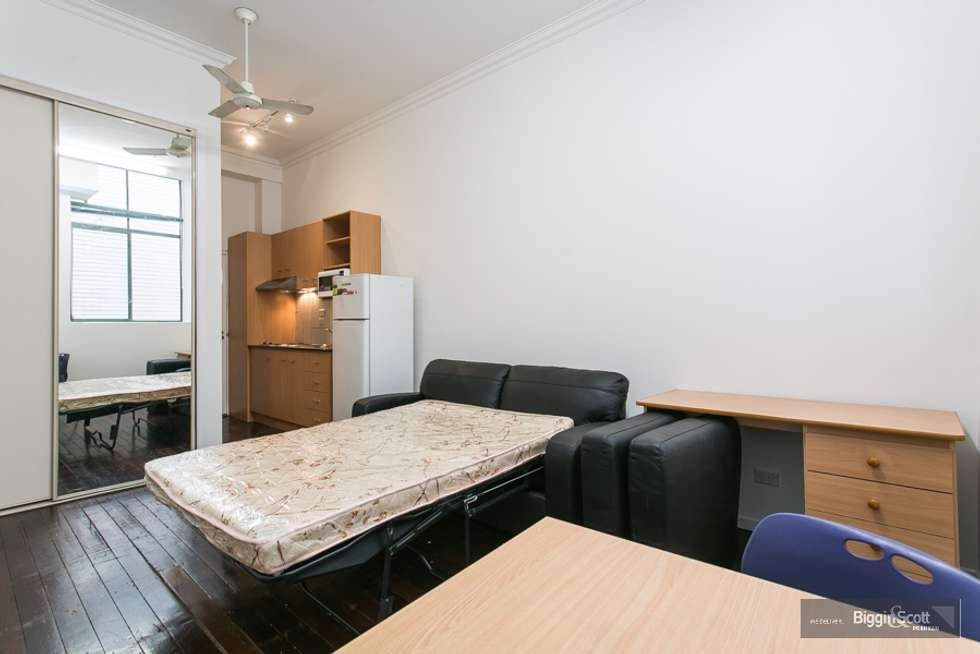 Second view of Homely apartment listing, 211A/441 Lonsdale Street, Melbourne VIC 3000