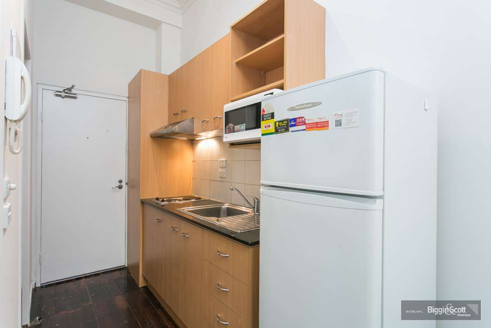 Third view of Homely apartment listing, 211A/441 Lonsdale Street, Melbourne VIC 3000