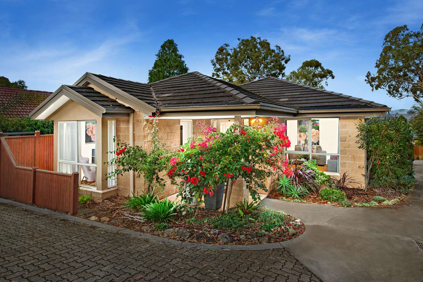 Main view of Homely unit listing, 1/59 Scott Street, Vermont VIC 3133