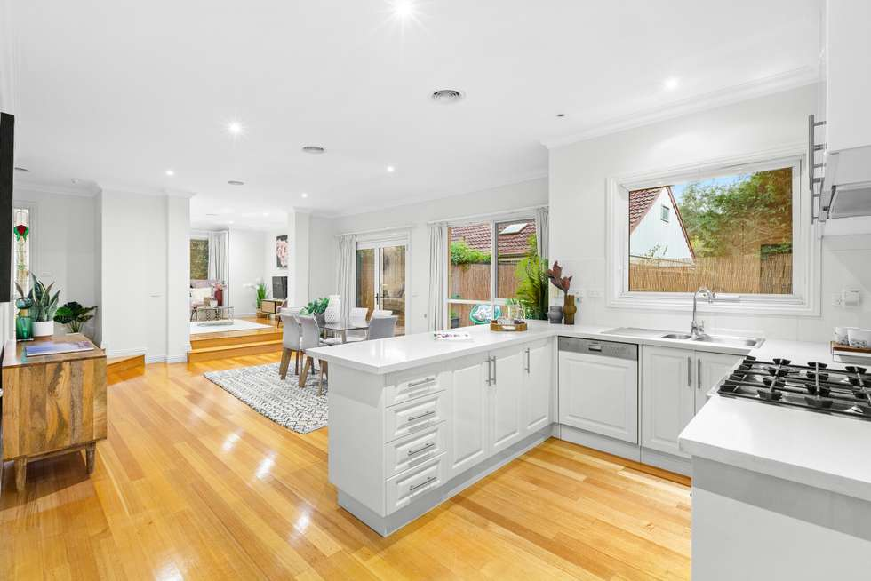 Second view of Homely unit listing, 1/59 Scott Street, Vermont VIC 3133