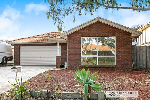 11 Haricot Court, Seabrook VIC 3028