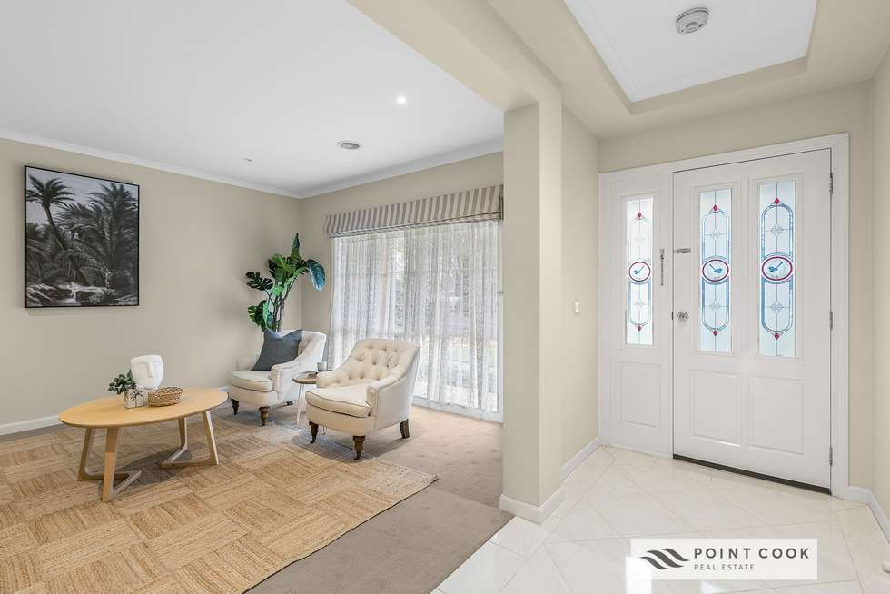Second view of Homely house listing, 59 Ladybird Crescent, Point Cook VIC 3030