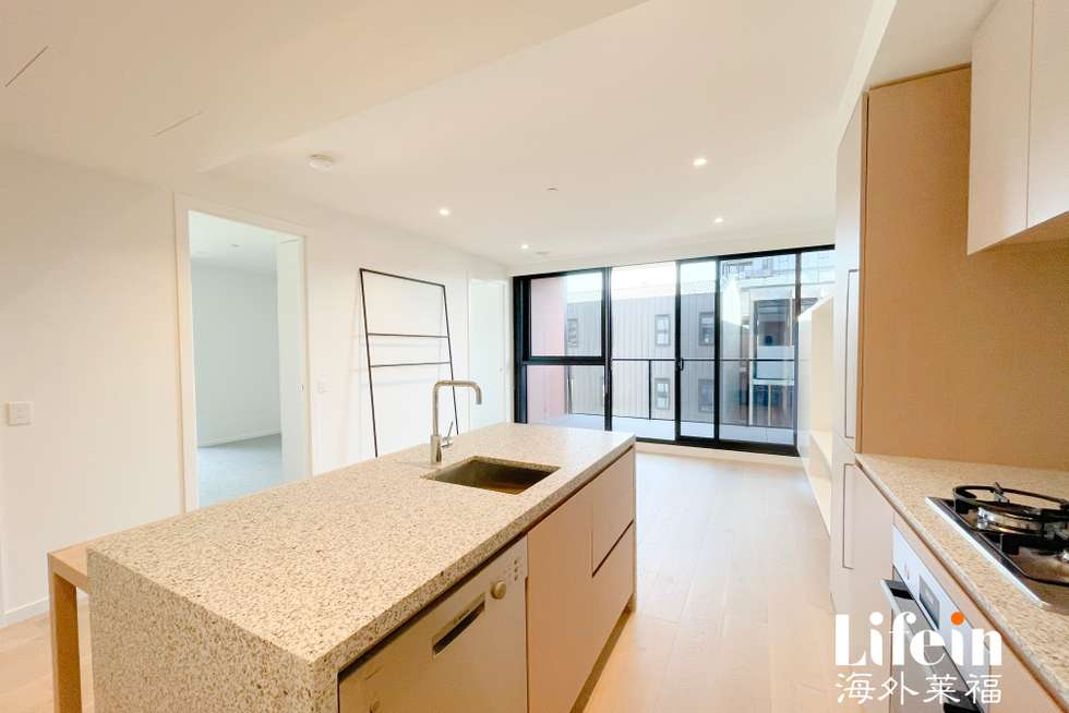 Fifth view of Homely apartment listing, 5903/185 Rosslyn Street, West Melbourne VIC 3003