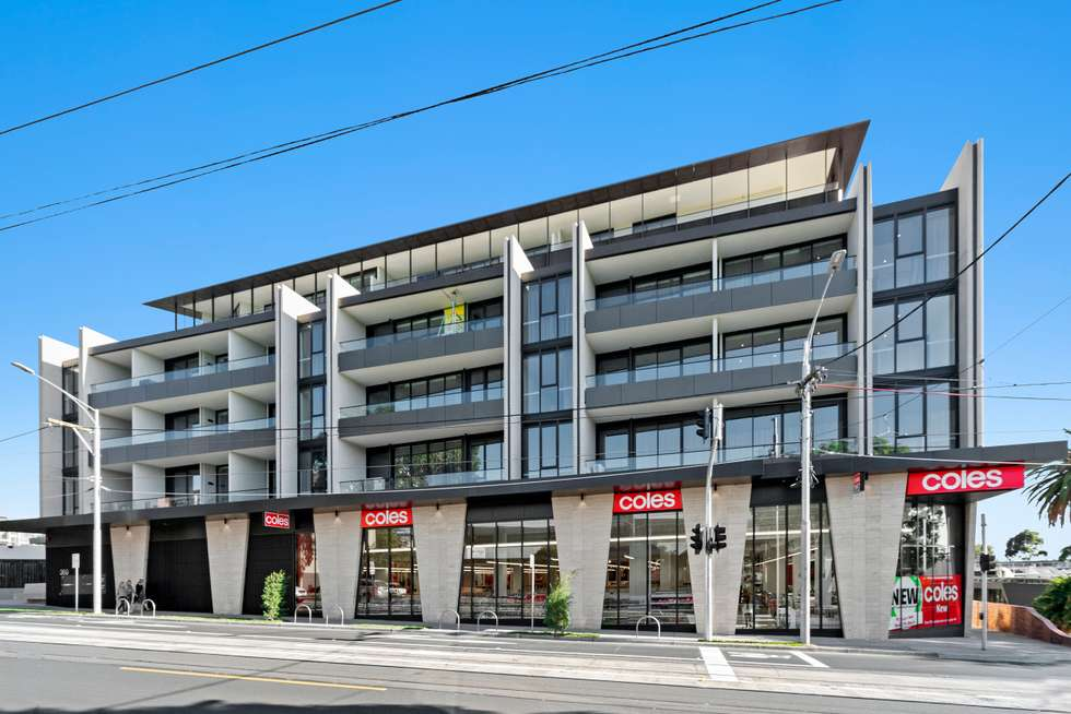Second view of Homely apartment listing, 111/369 High Street, Kew VIC 3101