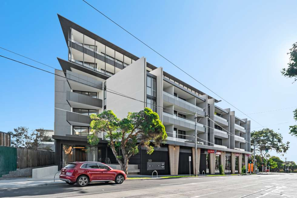 Third view of Homely apartment listing, 111/369 High Street, Kew VIC 3101