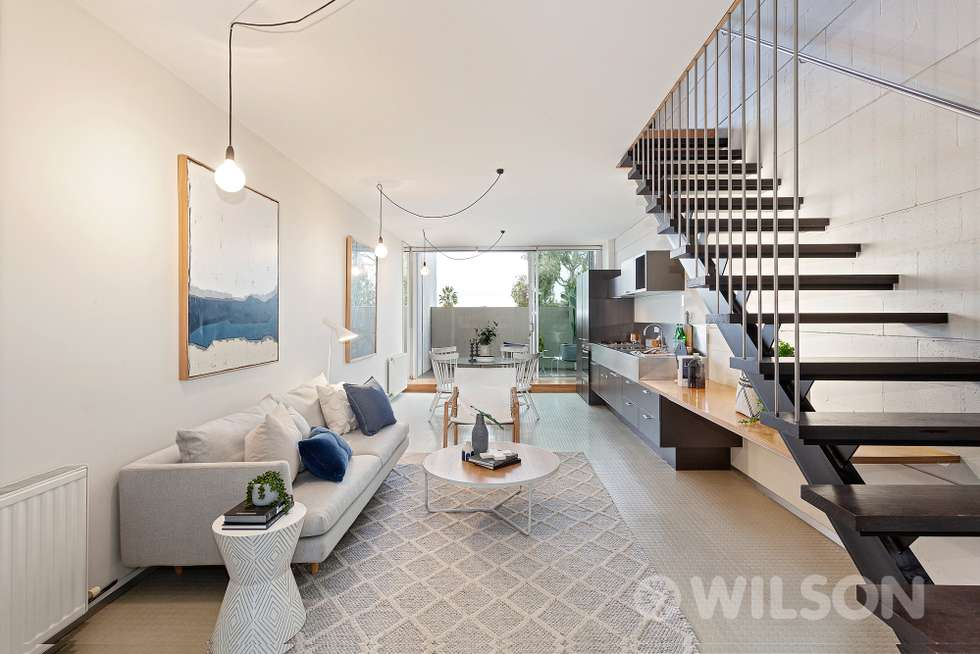 Second view of Homely apartment listing, 5/91 Wellington Street, St Kilda VIC 3182