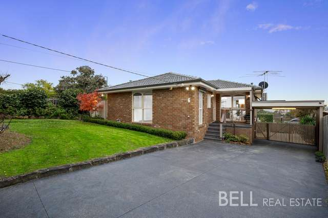6 The Brentwoods, Chirnside Park VIC 3116