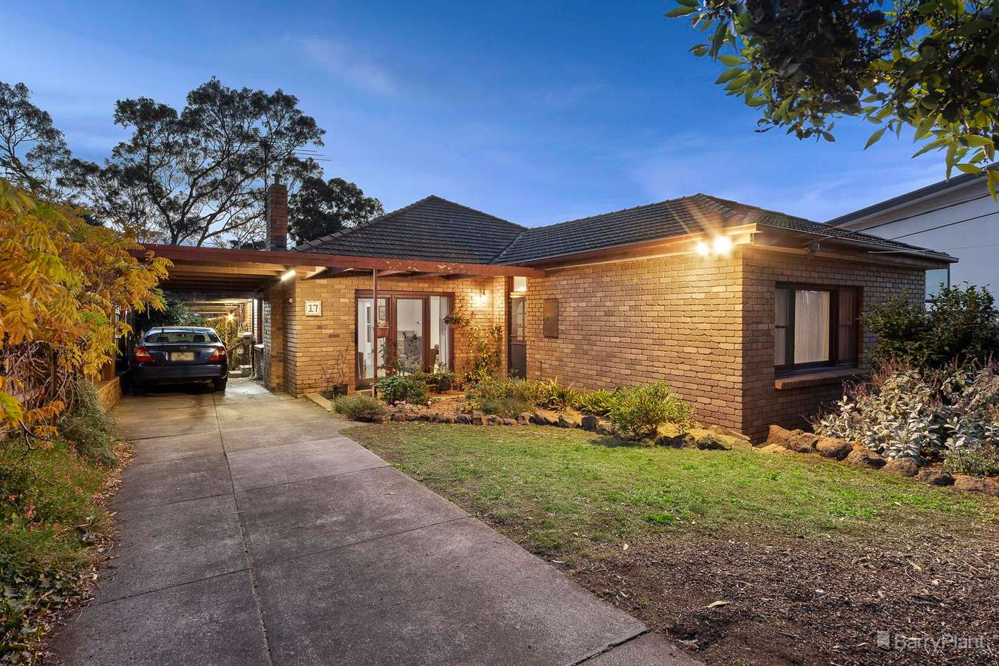 Main view of Homely house listing, 17 Bonnie Doone Street, Briar Hill VIC 3088
