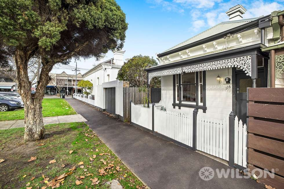 Second view of Homely house listing, 116 Graham Street, Albert Park VIC 3206
