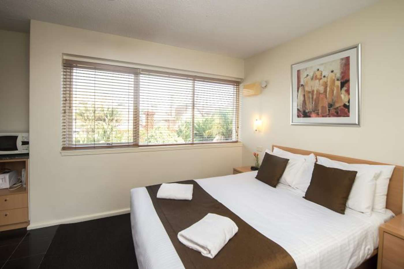 Main view of Homely studio listing, 703/65 Acland Street, St Kilda VIC 3182