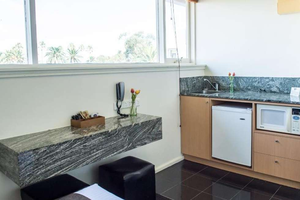 Second view of Homely studio listing, 703/65 Acland Street, St Kilda VIC 3182