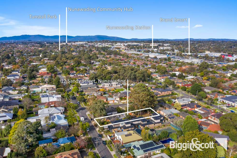 Third view of Homely house listing, 12 Sandy Street, Nunawading VIC 3131