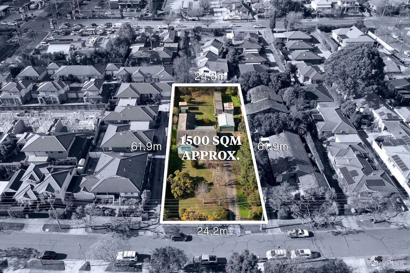Main view of Homely house listing, 3 Fortune Street, Box Hill North VIC 3129