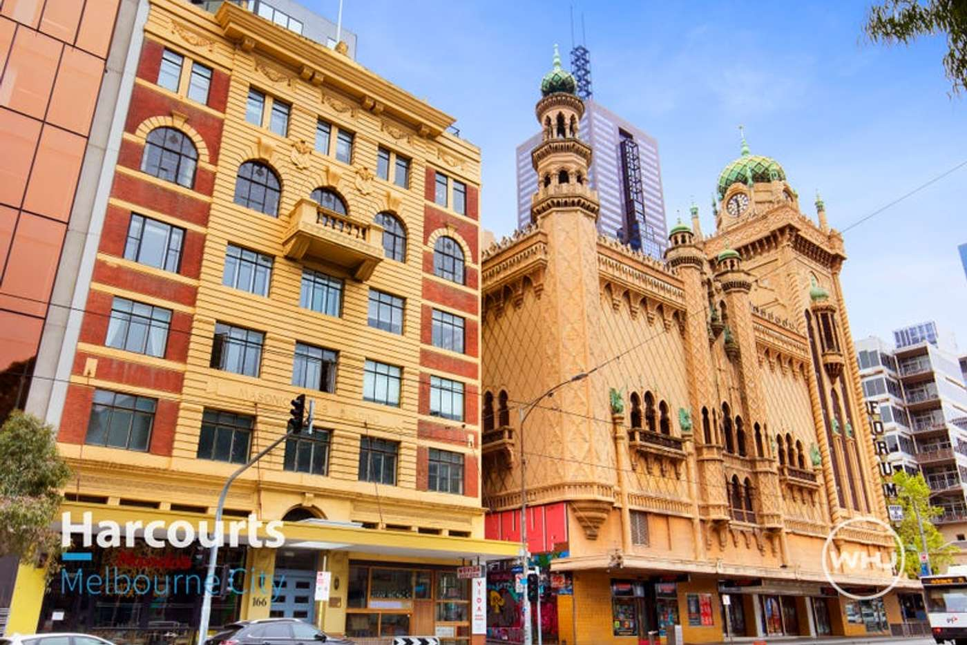 Main view of Homely apartment listing, 205/166 Flinders Street, Melbourne VIC 3000