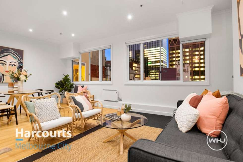 Third view of Homely apartment listing, 1117/422 Collins Street, Melbourne VIC 3000