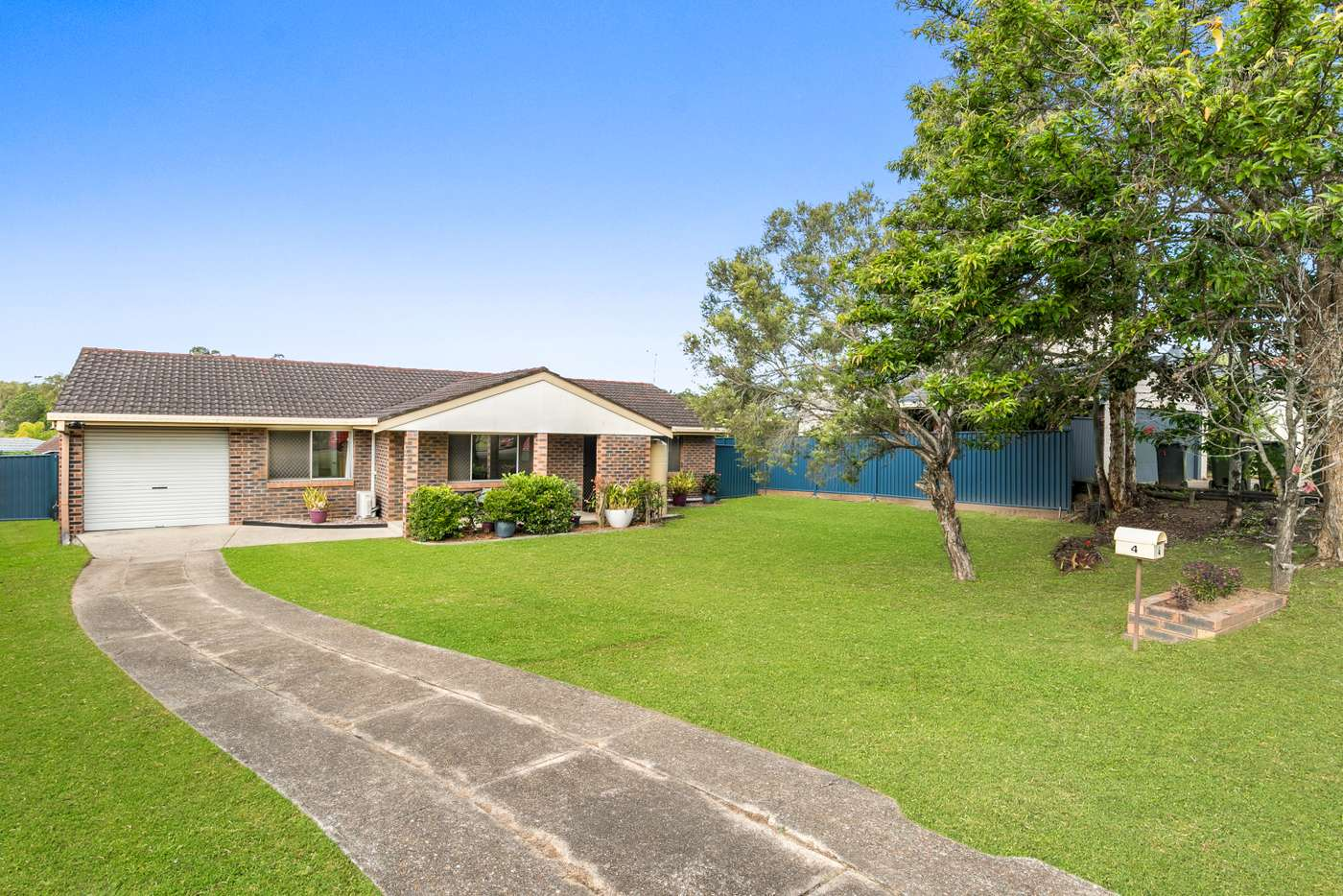 Main view of Homely house listing, 4 Poseidon Crescent, Jamboree Heights QLD 4074