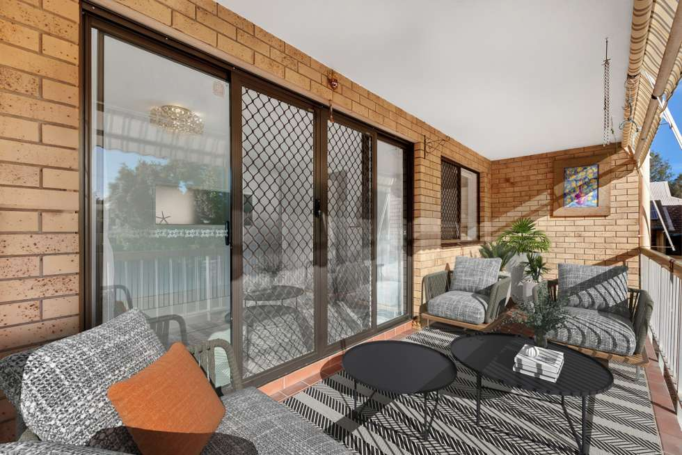 Third view of Homely unit listing, 6/150 Clarence Road, Indooroopilly QLD 4068