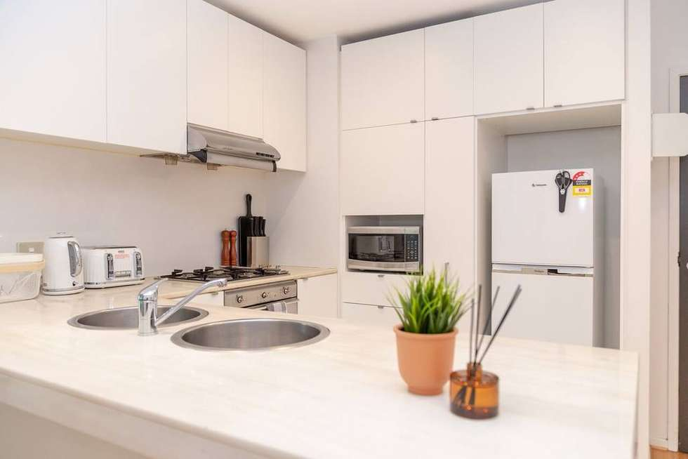Third view of Homely apartment listing, 1211/620 Collins Street, Melbourne VIC 3000