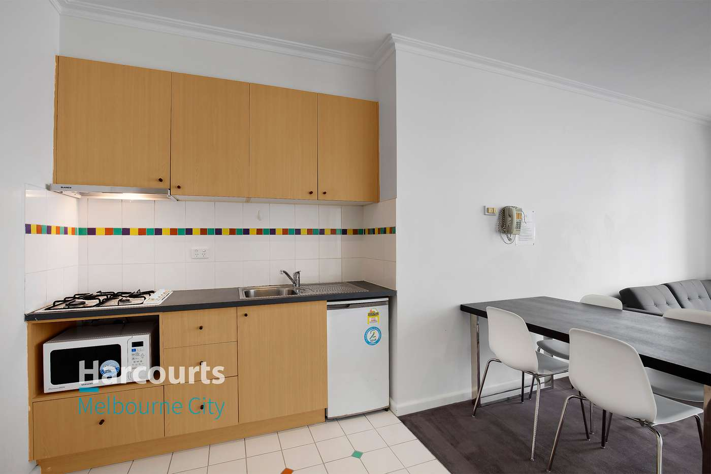 Main view of Homely apartment listing, 1314/339 Swanston Street, Melbourne VIC 3000