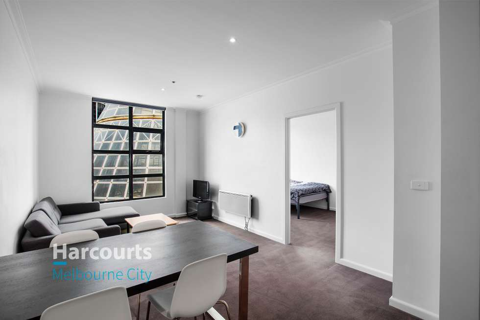 Second view of Homely apartment listing, 1314/339 Swanston Street, Melbourne VIC 3000