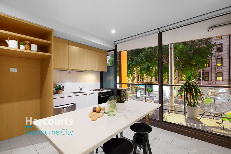 Second view of Homely apartment listing, 107/565 Flinders Street, Melbourne VIC 3000