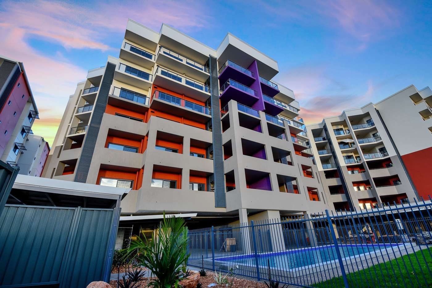 Main view of Homely apartment listing, 401D/65 Progress Drive, Nightcliff NT 810