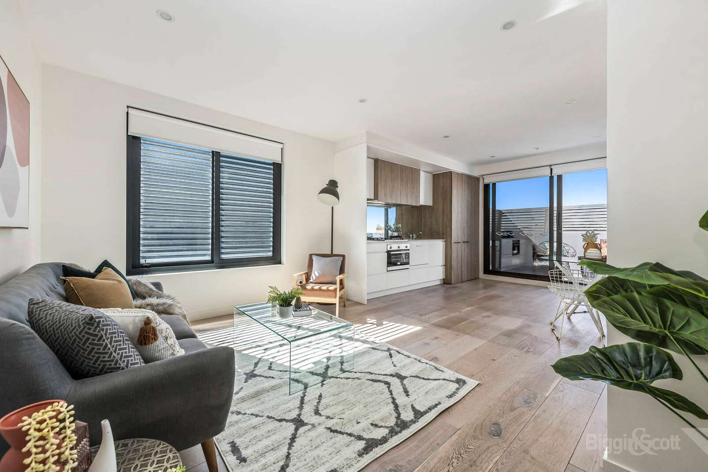 Main view of Homely apartment listing, 201/160 Hotham Street, St Kilda East VIC 3183