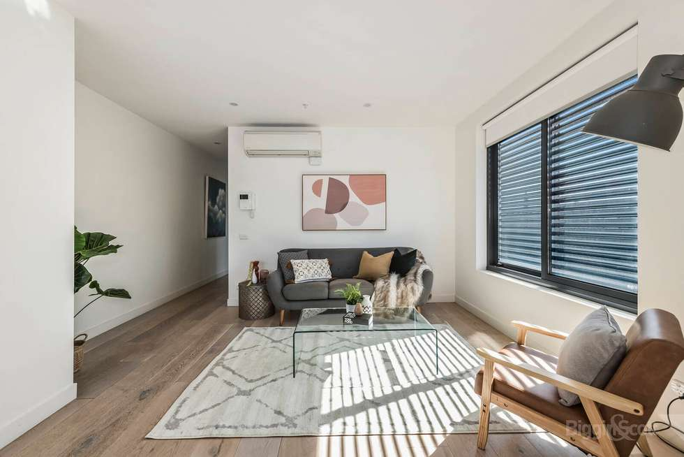 Third view of Homely apartment listing, 201/160 Hotham Street, St Kilda East VIC 3183