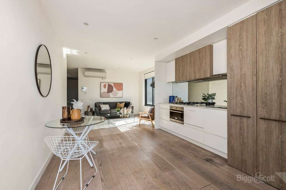 Fourth view of Homely apartment listing, 201/160 Hotham Street, St Kilda East VIC 3183
