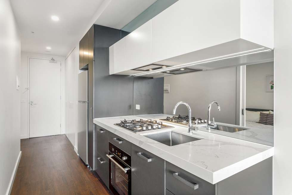 Second view of Homely apartment listing, 206/304-310 Lygon Street, Brunswick East VIC 3057