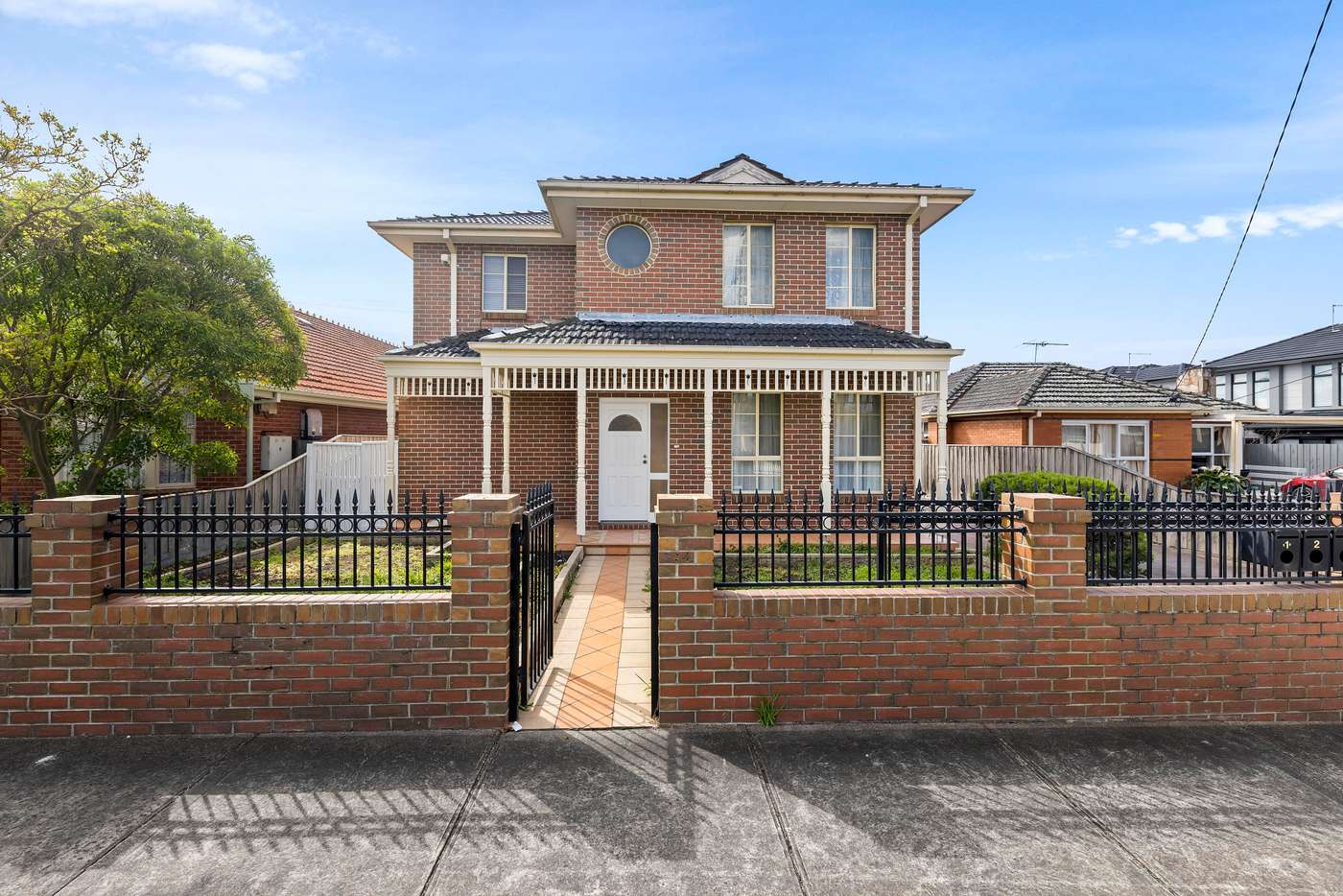 Main view of Homely townhouse listing, 1/324 Ohea Street, Pascoe Vale South VIC 3044